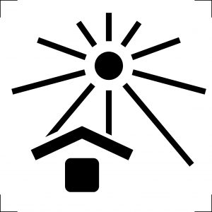 Vor Licht schützen