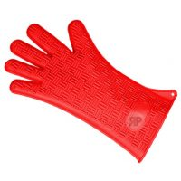 RAGOPLAN Hitzeschutzhandschuh rot
